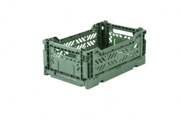 Almond Green - MINI CRATE (Aykasa)